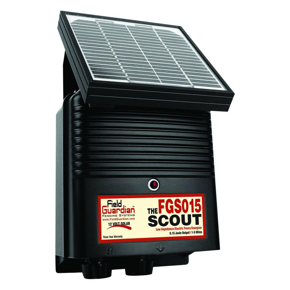 Field Guardian The Scout - 0.15 Joule Solar Energizer-DISCONTINUED