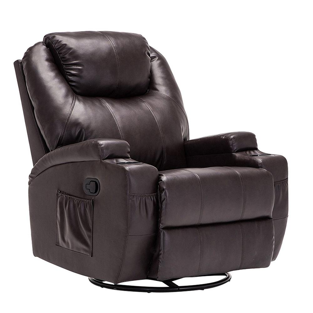 Mage Recliner Chair 360 Swivel