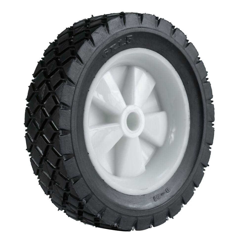 6X1.50 Light Duty Plastic Wheel