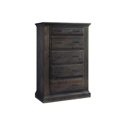 Fordham 5-Drawer Ash Chest of Drawers
