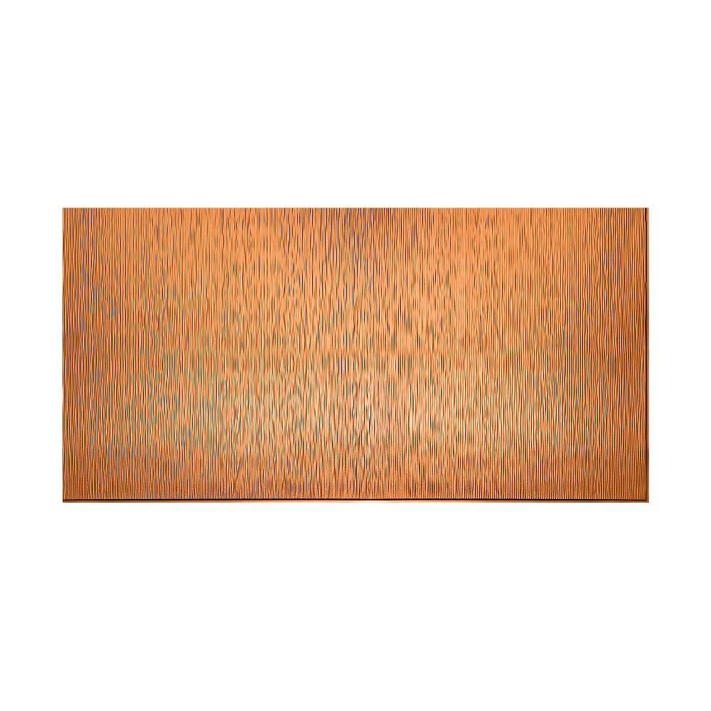 Decorative Wall Panels Home Depot : Fasade ripple vertical in decorative wall
