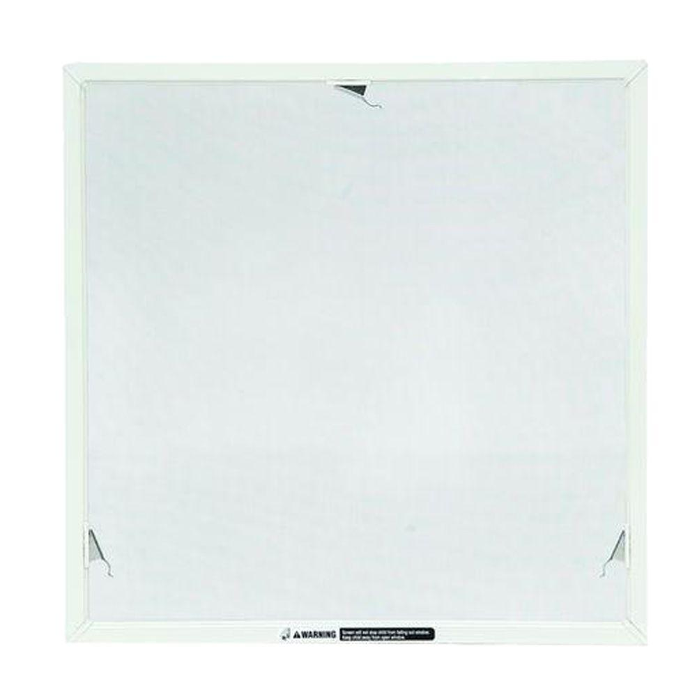 Andersen TruScene 31-31/32 in. x 20-5/32 in. White Awning Insect Screen