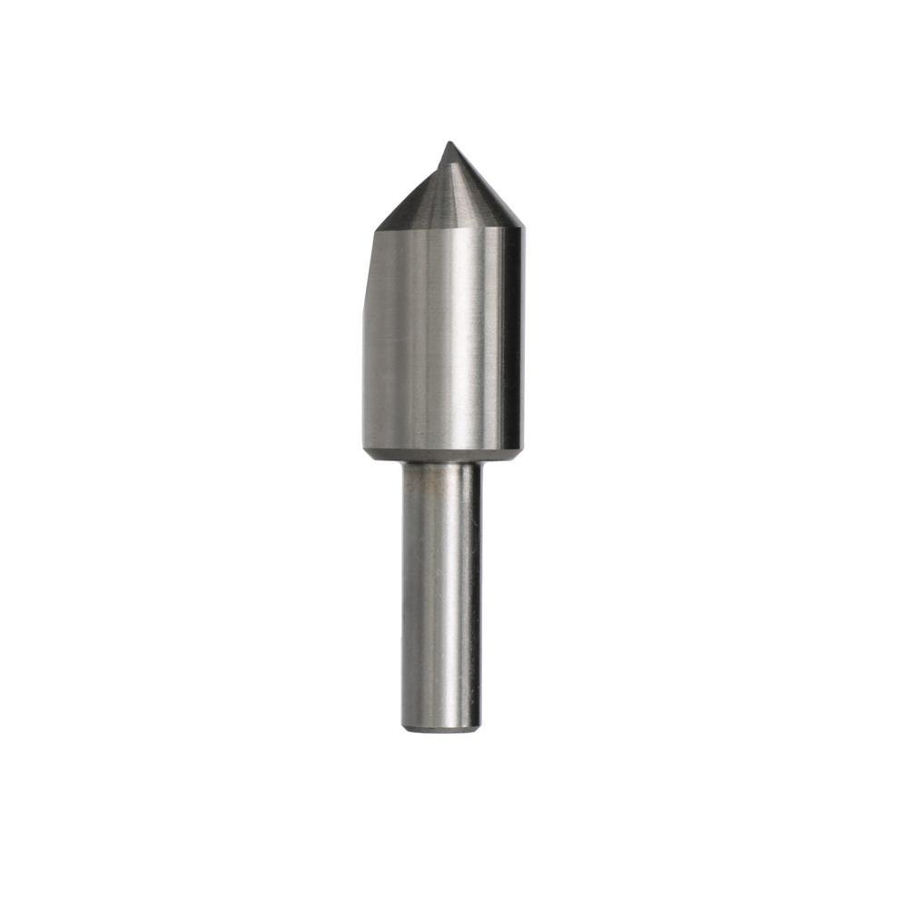 Drill America 5//8-60 High Speed Steel 4 Flute Machine Countersink Dew Series