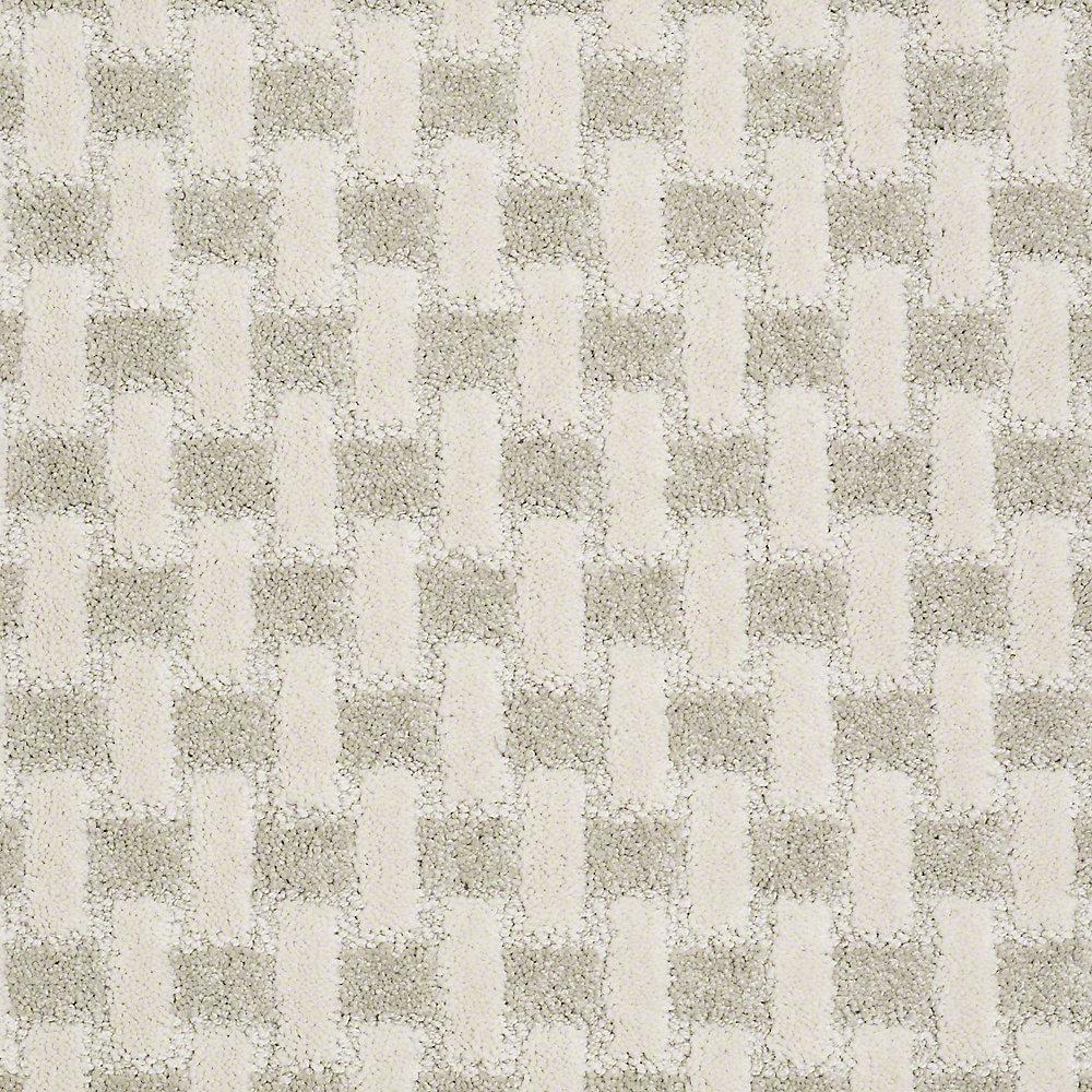 Carpet Sample - King's Cross - In Color Barn Owl 8 in. x 8 in.