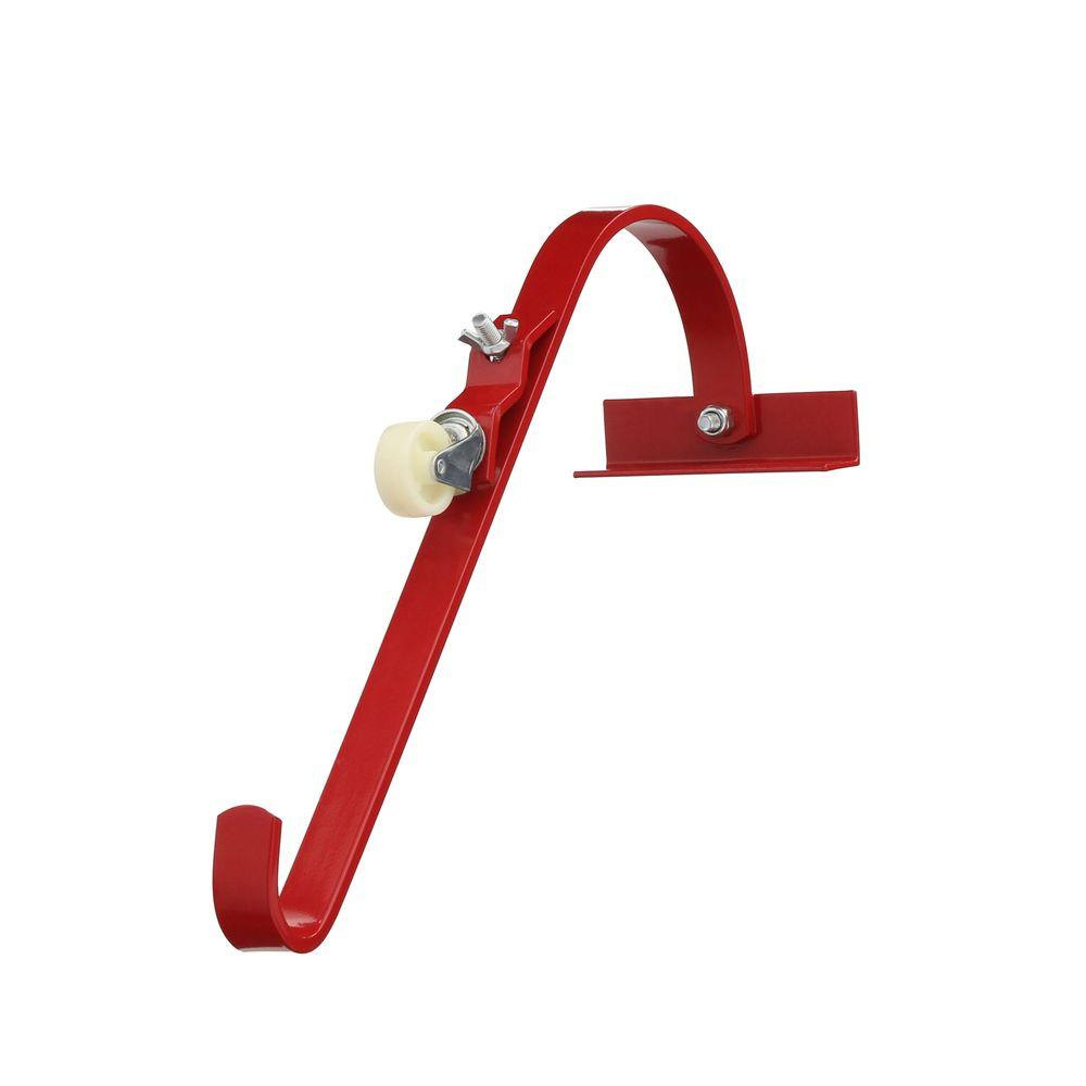 Guardian Fall Protection Ladder Hook with Wheel
