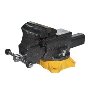 OLYMPIA 6 inch Mechanic's Bench Vise by OLYMPIA