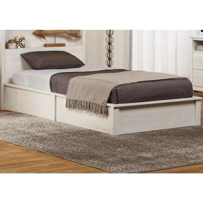 Platform Ivory Coast Twin Bed Frame