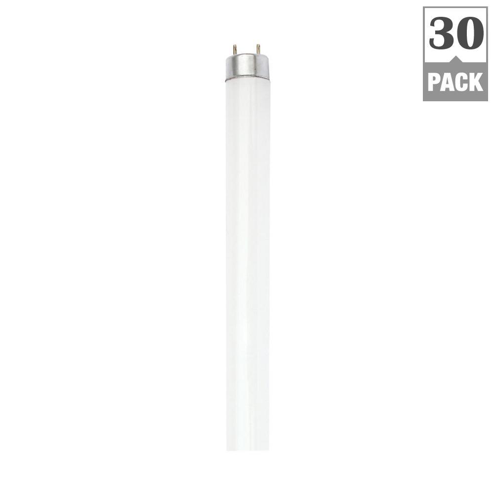 T5 Fluorescent Light Bulbs Light Bulbs The Home Depot