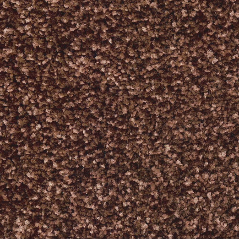 Simply Seamless Posh 06 Toasted Taupe 24 in. x 24 in. Residential Carpet Tiles (10-Case)