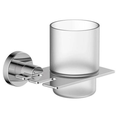Dia Toothbrush Holder in Polished Chrome