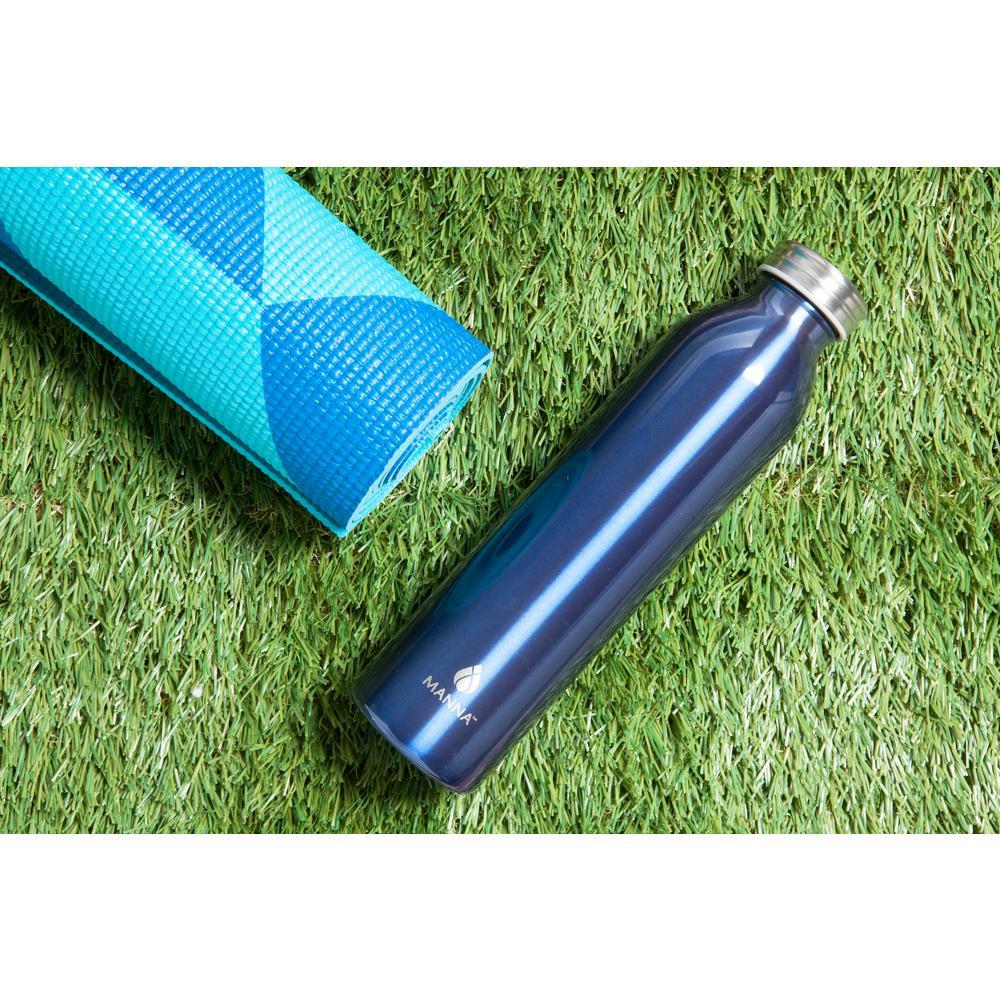 Retro 20 oz. Metallic Blueberry Vacuum Insulated Bottle