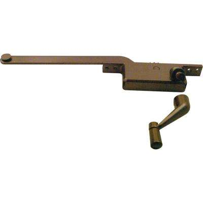 8 in., Bronze Diecast, Casement Operator, Left Hand, Square Type