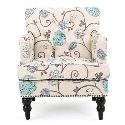 Floral Accent Chairs Chairs The Home Depot