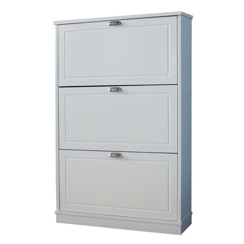 X 30 In 15 Pair Shoe Storage Cabinet