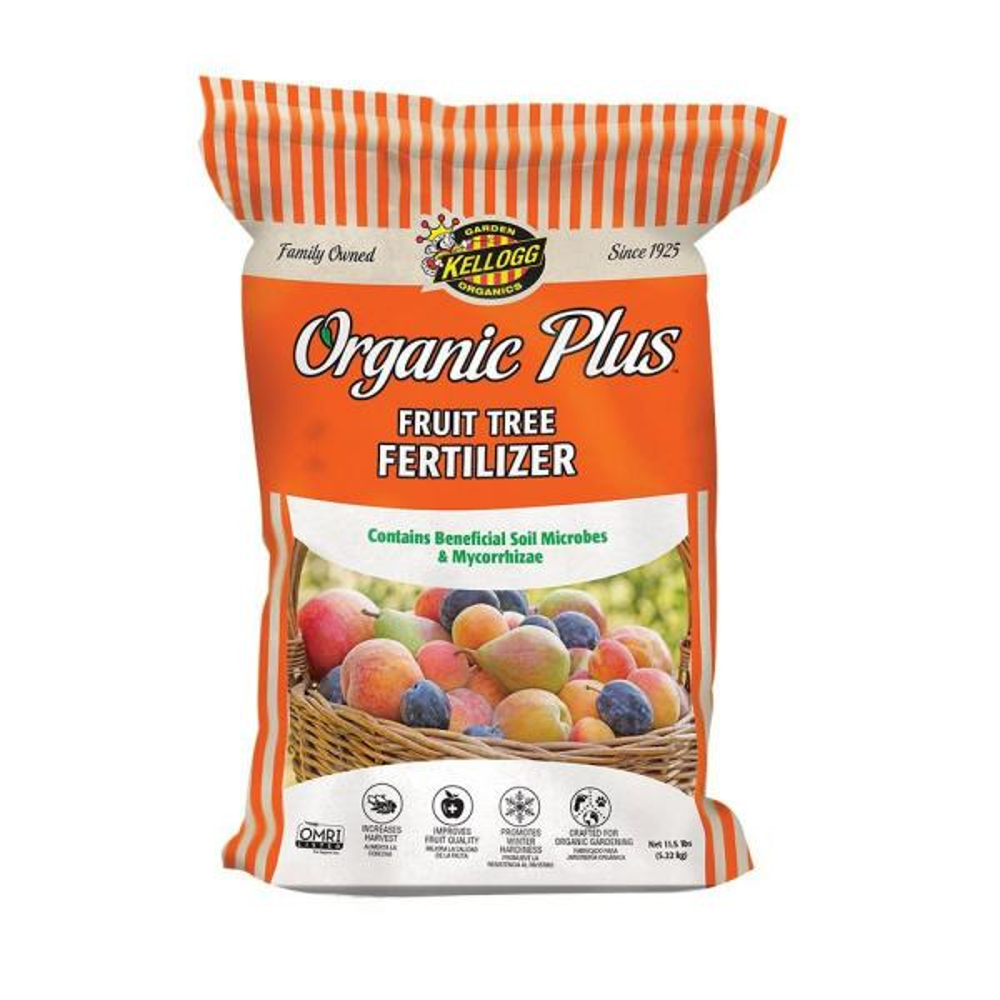 11.5 lb. Organic Fruit Tree Fertilizer