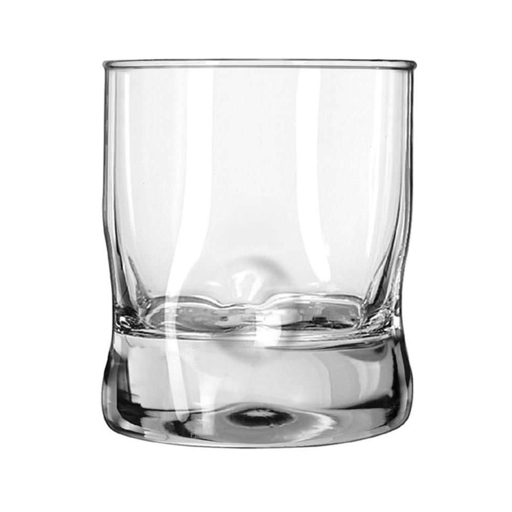 Libbey Crisa Impressions 12 oz. Double Old Fashioned Glass in Clear (Box of 12)