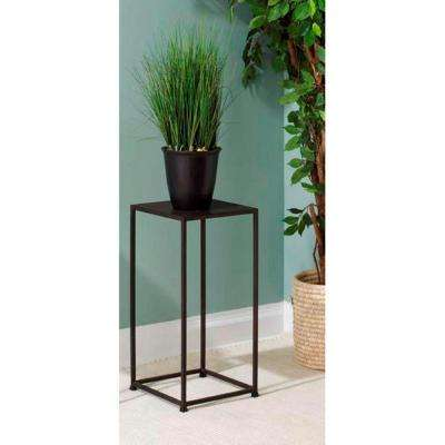 Urban Black End Table