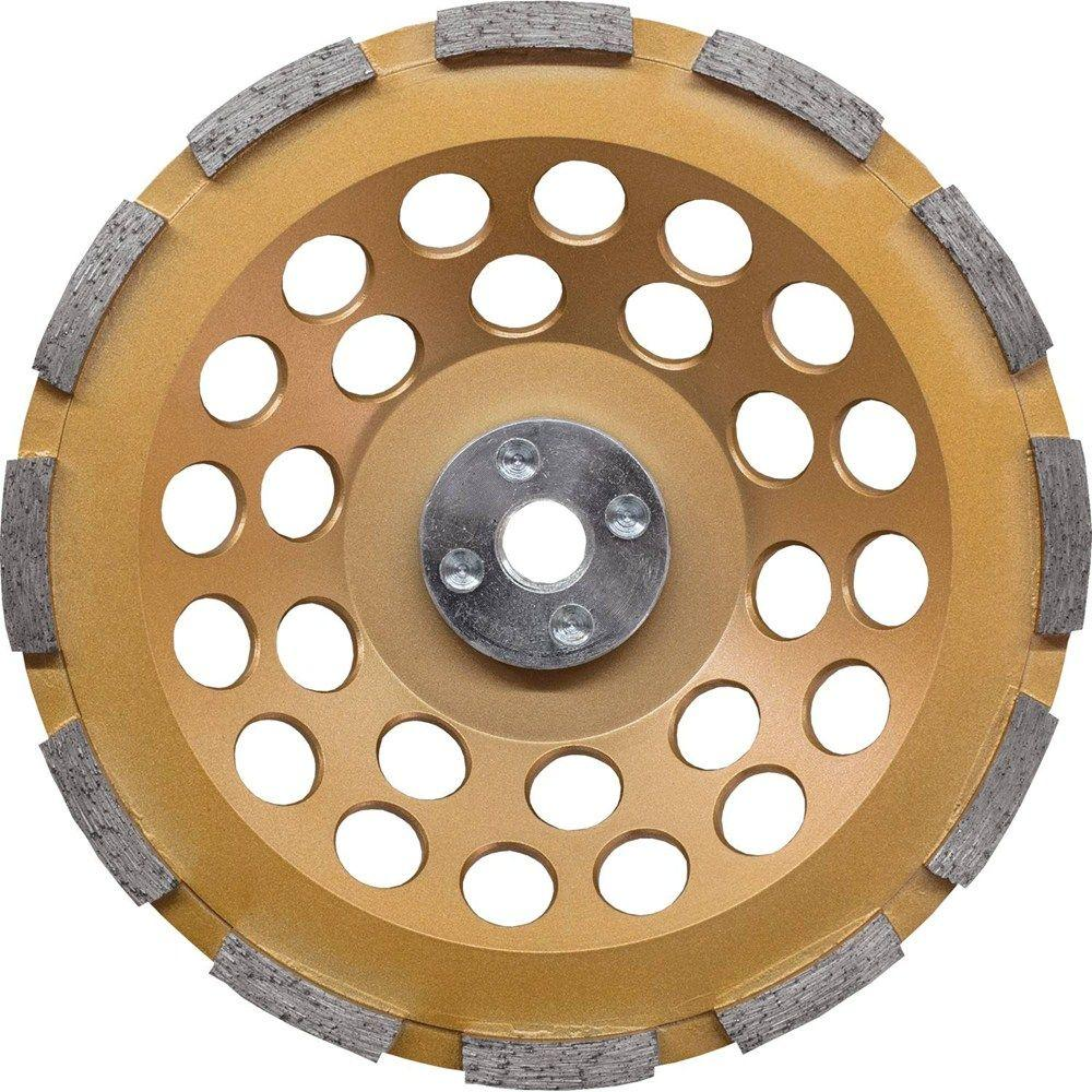 7 in. Single Row Anti-Vibration Diamond Cup Wheel