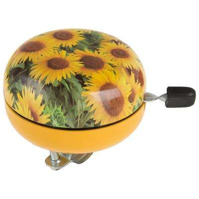 BIG Sunflower Bicycle Bell