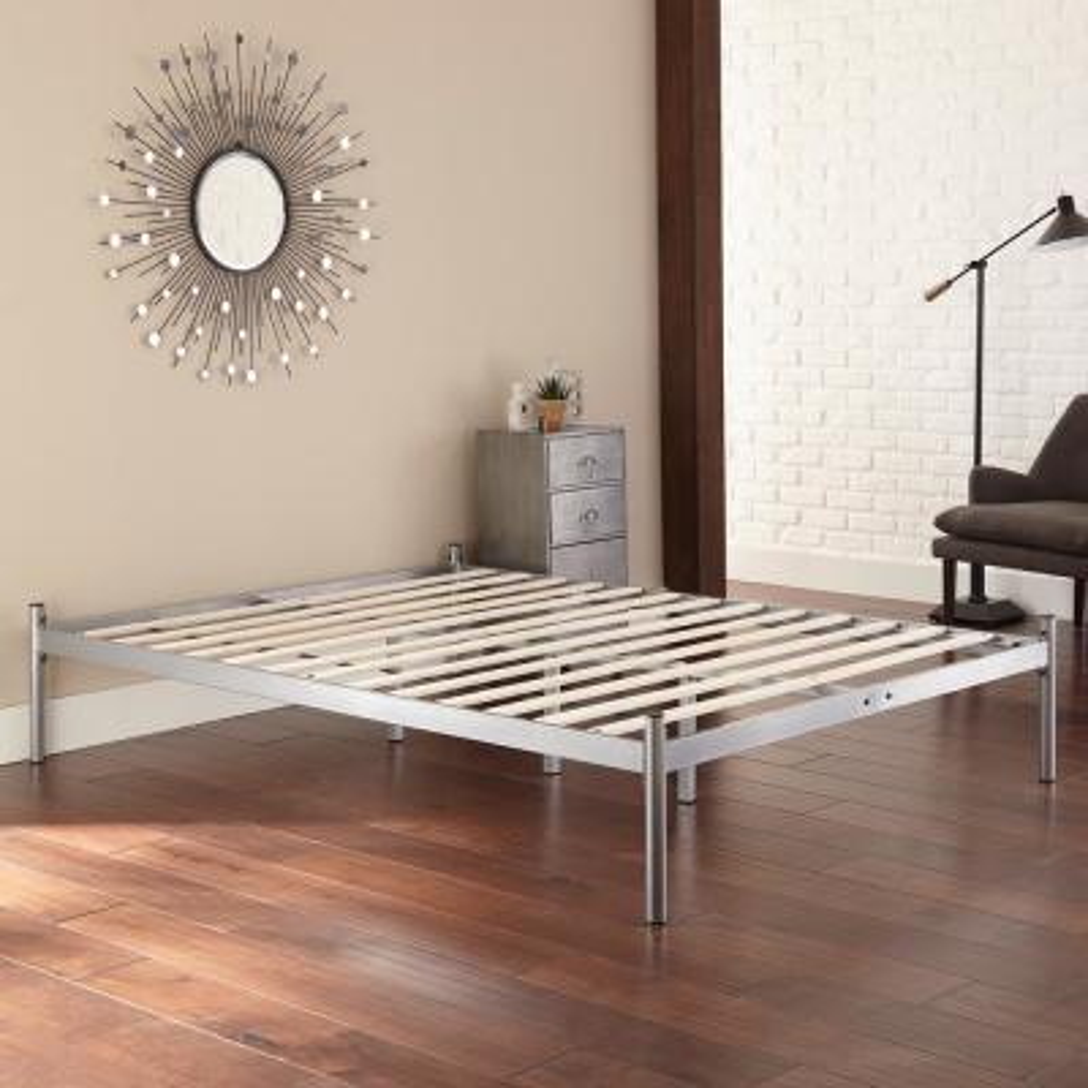 Harrison Twin Metal Platform Bed