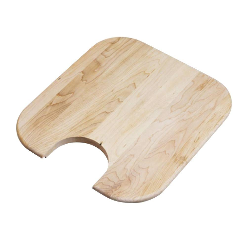 Elkay Maple Cutting Board-CB1516 - The Home Depot