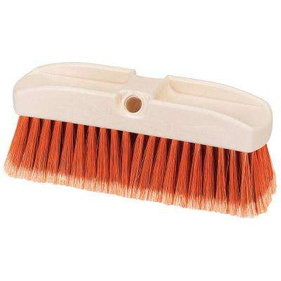 10 in. Styrene Orange Window Brush (12-Pack)