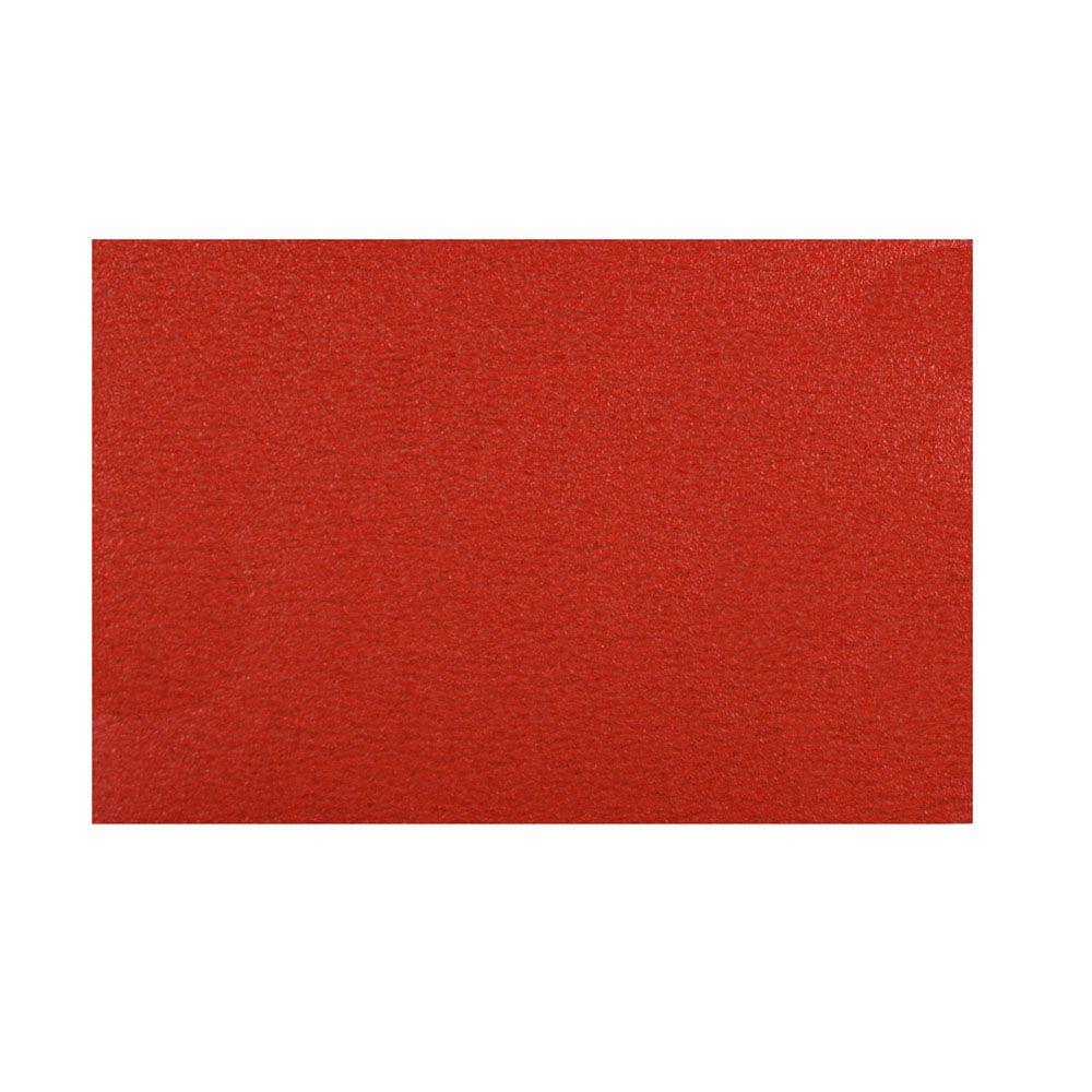 12 in. x 18 in. 80-Grit Sanding Sheet with StickFast Backing