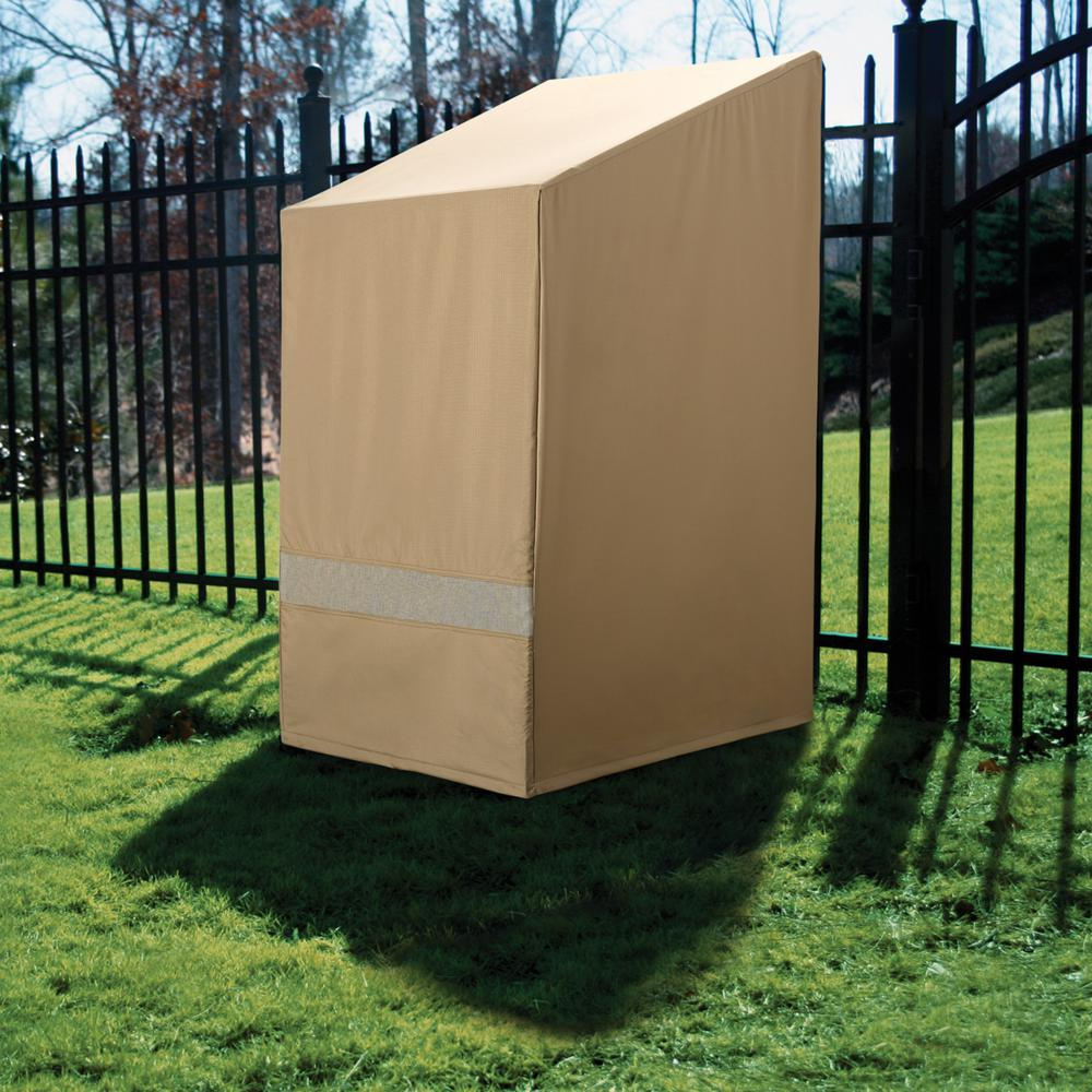 Patio Armor Ripstop Stack Of Chairs Patio Furniture Cover Sf46611