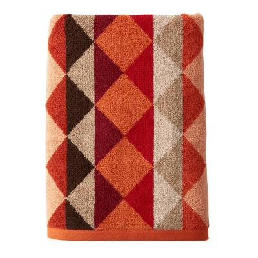 Diamonds Cotton Hand Towel