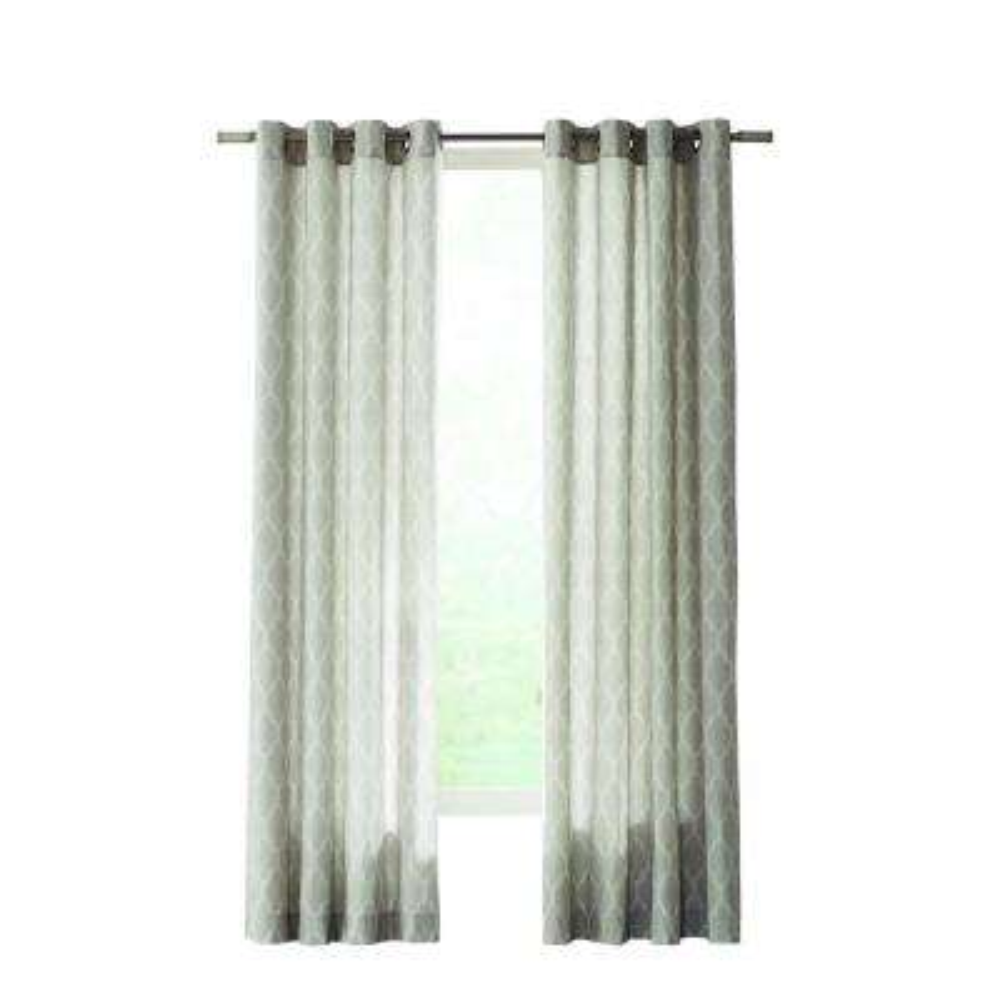 Modern Lattice Curtain