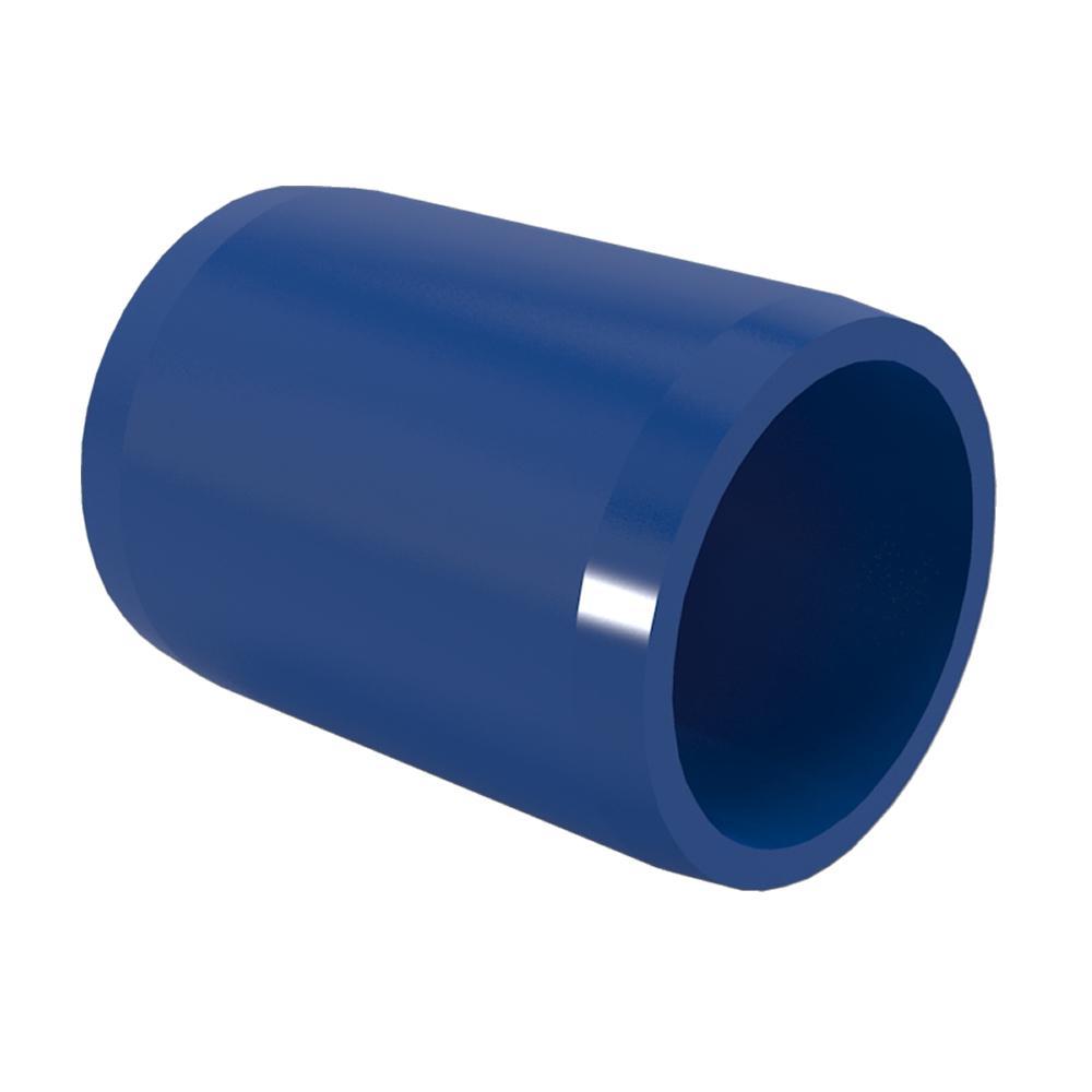 Formufit 1 in furniture grade pvc external coupling in for Pvc pipe furniture