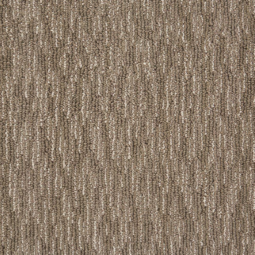 Natural Harmony Oceanic Tweed Driftwood Custom Area Rug