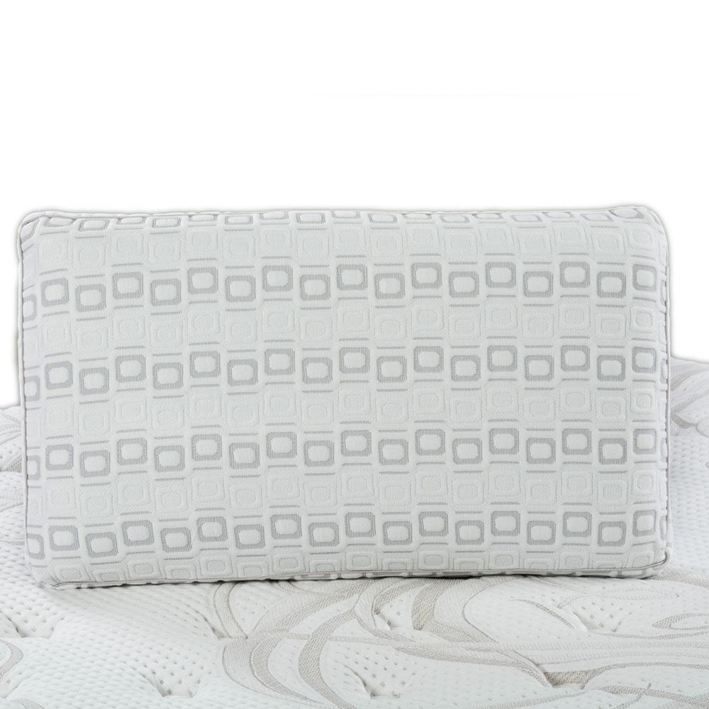 King Koil Perfect Contour Memory Foam King Size Pillow, W...