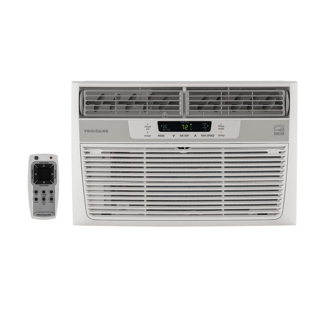 Frigidaire 8,000 BTU 115-Volt Window-Mounted Mini-Compact...
