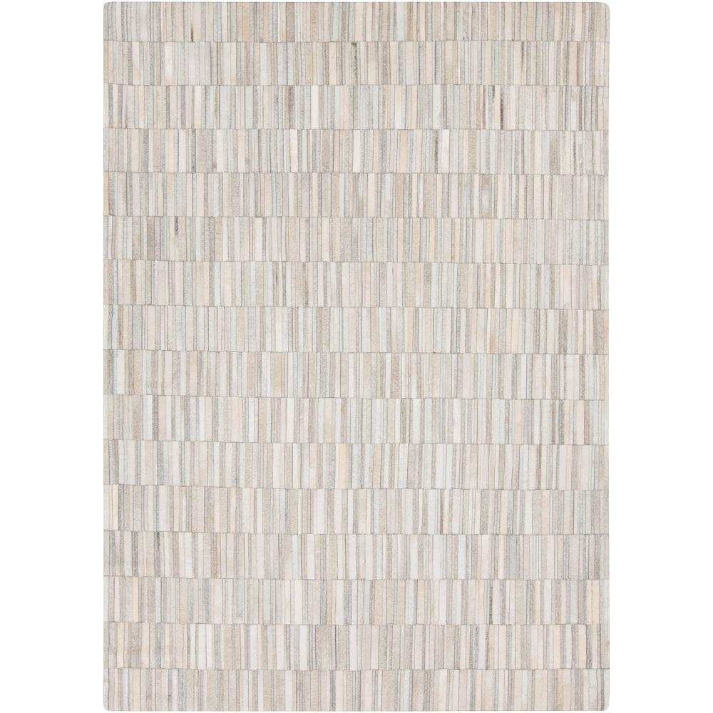 Kingston Beige 8 ft. x 10 ft. Indoor Area Rug