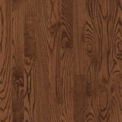 American Originals Brown Earth Oak 3/4 in. T x 2-1/4 in. W x Varying Length Solid Hardwood Flooring (20 sq. ft. / case)
