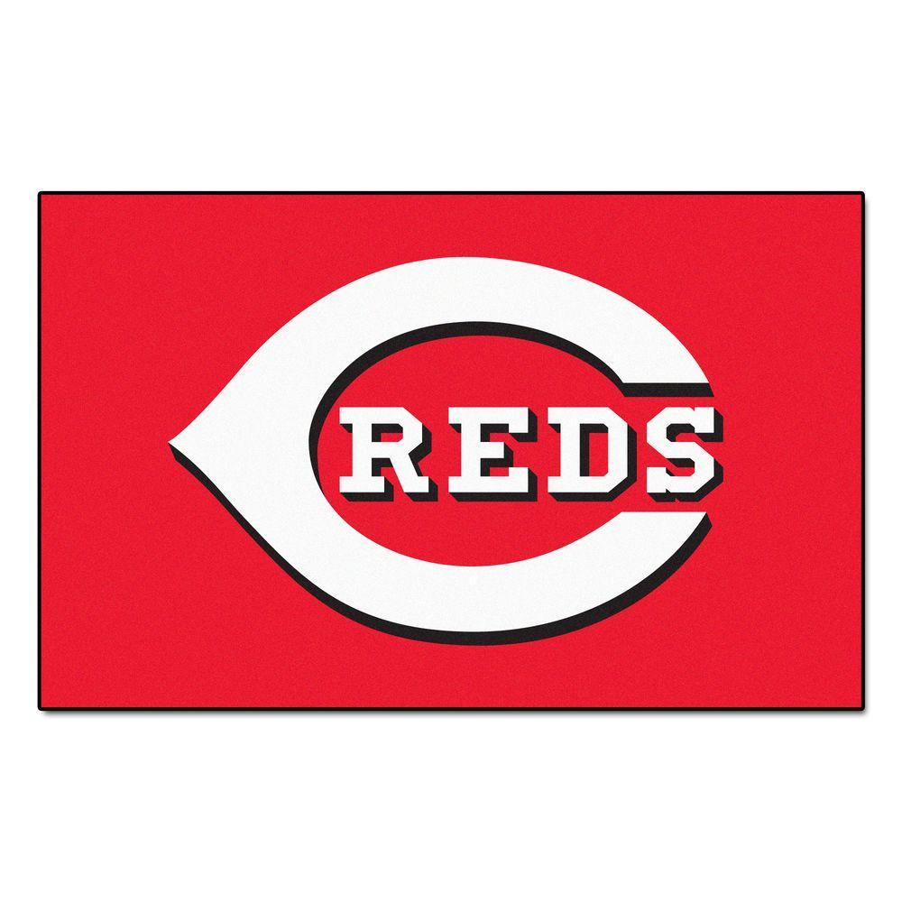 Cincinnati Reds 5 ft. x 8 ft. Ulti-Mat