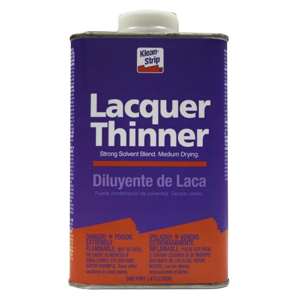 Klean-Strip 1 pt. Lacquer Thinner