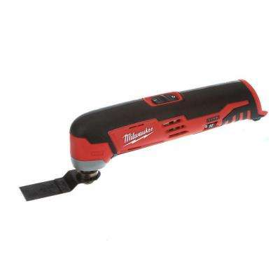 M12 12-Volt Lithium-Ion Cordless Oscillating Multi-Tool (Tool-Only)
