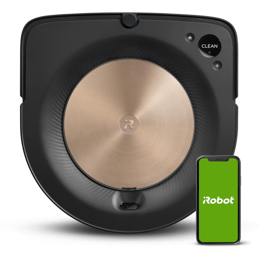 iRobot Roomba s9 (9150) Wi-Fi Connected Robot Vacuum
