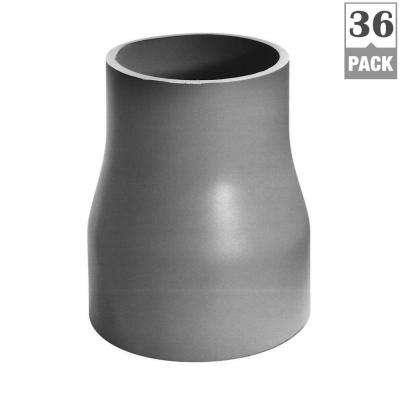 3 in. 2-1/2 in. PVC Fabricated Reducer (Case of 36)
