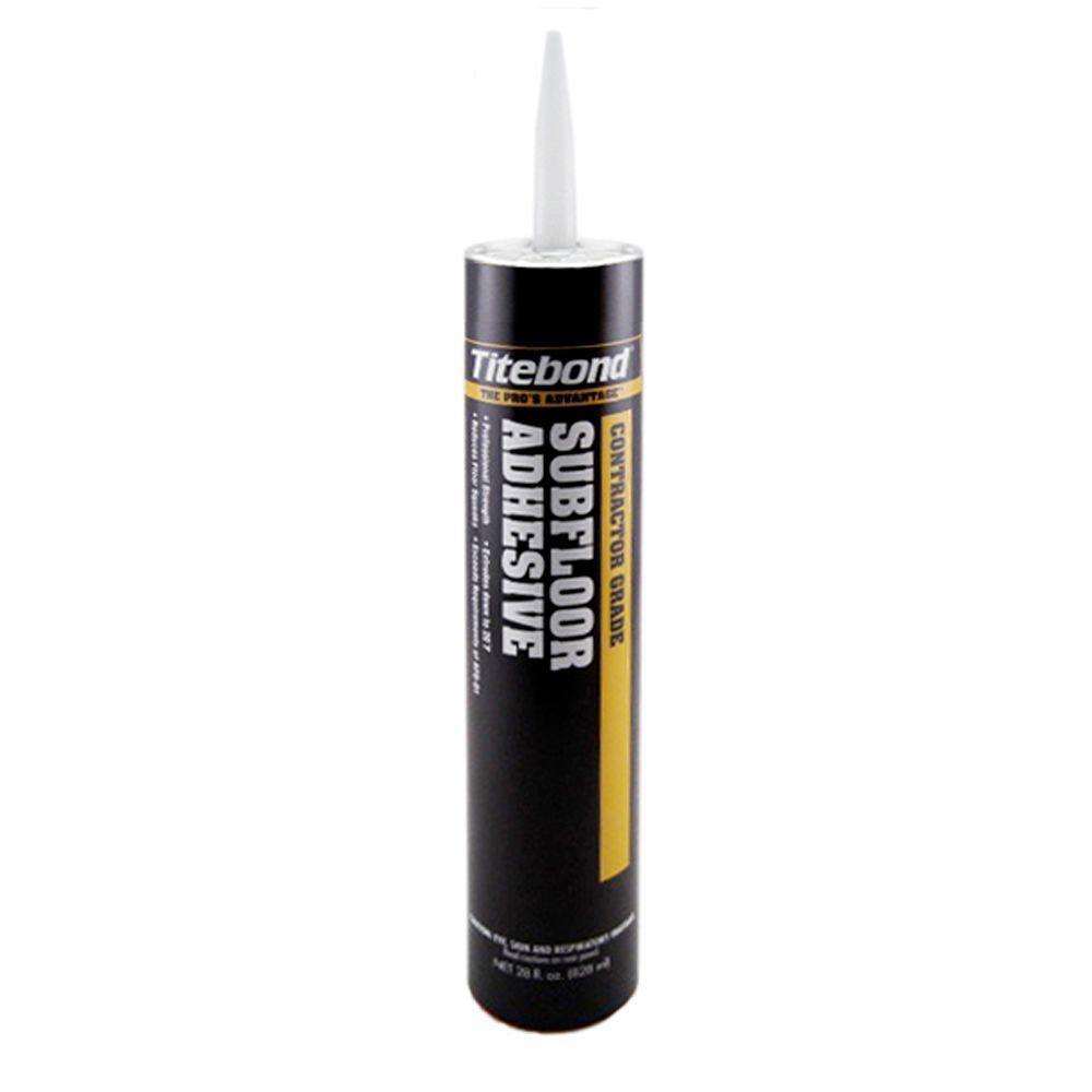 28 oz. Contractor Grade Subfloor Adhesive (12-Pack)