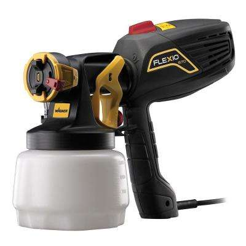 Flexio 570 HVLP Paint Sprayer