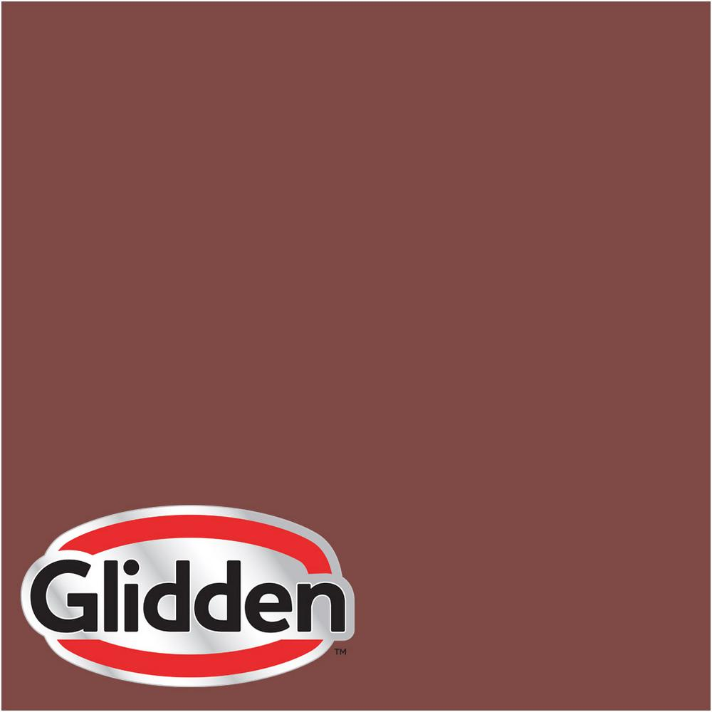 Hdgr65u Colonial Red Flat Interior Paint Sample