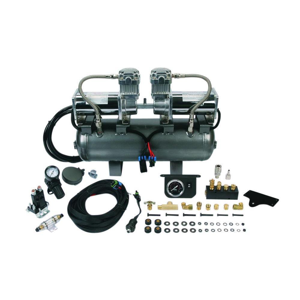 VIAIR 2Gallon 12-Volt 150 PSI. 2ON2 High-Speed Platform