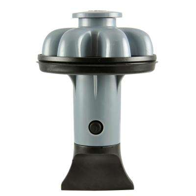 Disposal Genie II Garbage Disposal Strainer Stopper in Gray