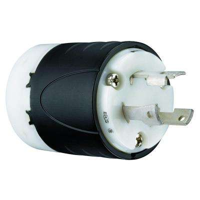 Turnlok 30 Amp 250-Volt Locking Plug