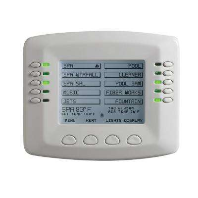 IntelliTouch Indoor Control Panel