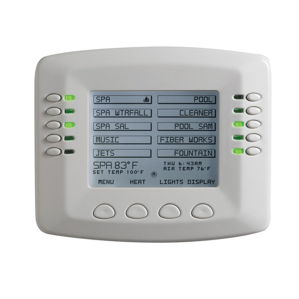 IntelliTouch Indoor Control Panel