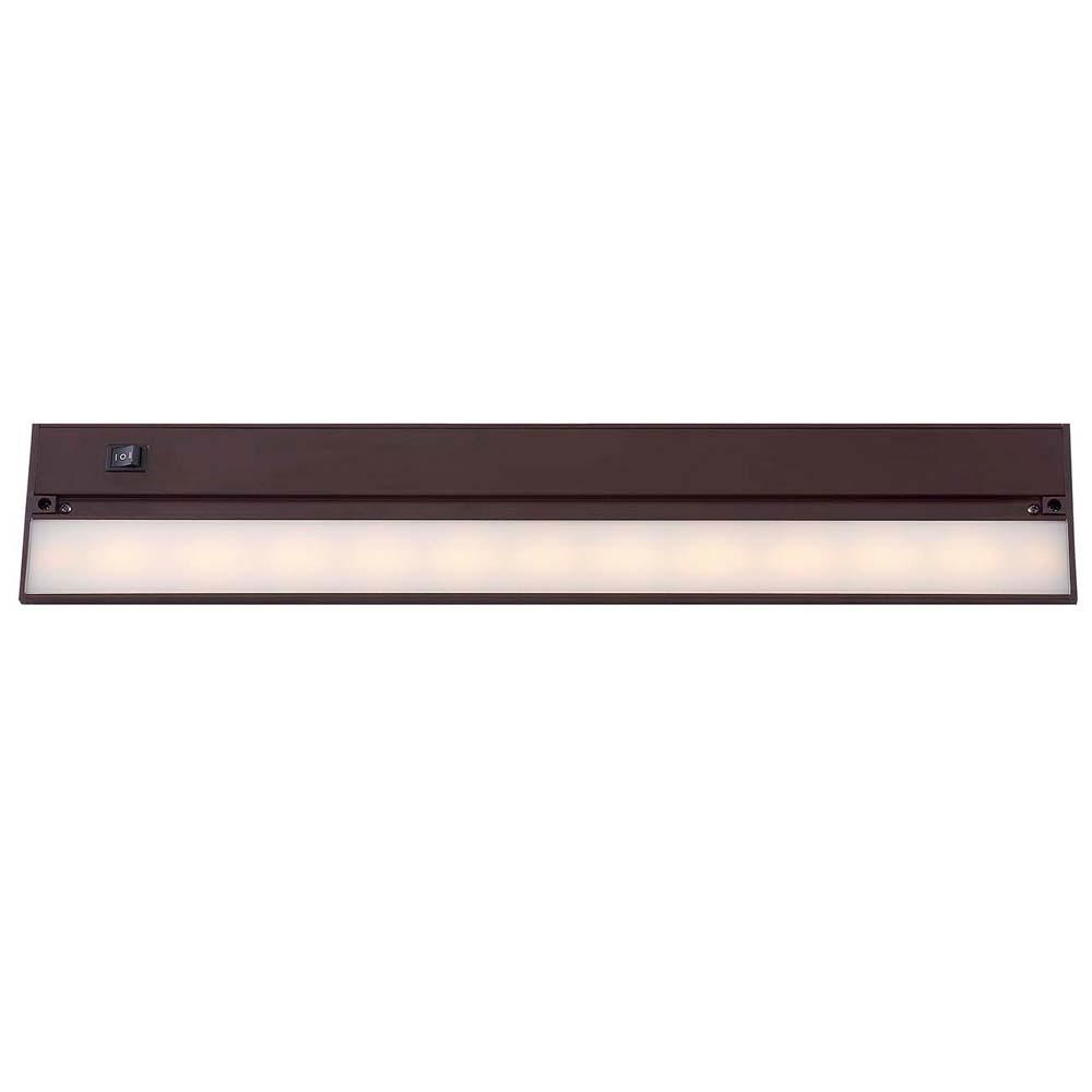 Home Depot Under Counter Lighting: Acclaim Lighting LED Under Cabinet Lighting-LEDUC22BZ